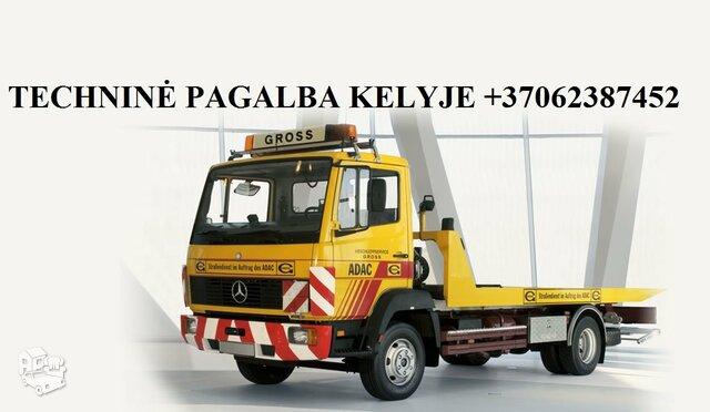 Technine pagalba -Pigus traliukas Alytuje +37062387452