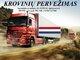 Skubių krovinių/siuntų gabenimas transportu į/iš Olandijos /