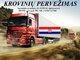 Skubių krovinių/siuntų gabenimas transportu į/iš Kroatijos /