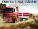 Skubių krovinių/siuntų gabenimas transportu į/iš Danijos/ Daniją
