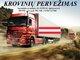 Skubių krovinių/siuntų gabenimas transportu į/iš Austrijos/
