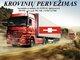 Skubių krovinių/siuntų gabenimas transportu į/iš Šveicarijos/