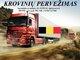 Skubių krovinių/siuntų gabenimas transportu į/iš Belgijos /