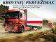Skubių krovinių/siuntų gabenimas transportu į/iš Lenkijos /