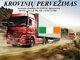 Skubių krovinių/siuntų gabenimas transportu į/iš Airijos/ Airiją