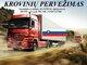 Skubių krovinių/siuntų gabenimas transportu į/iš Slovėnijos/