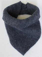 Šiltas merino vilnos šalikėlis-kaklaskarė