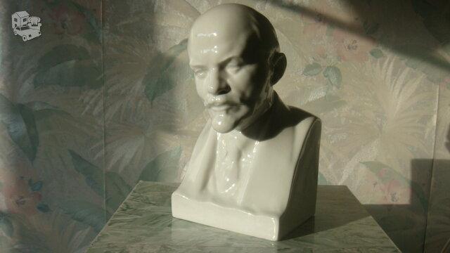 Lenino skulpturėlė.