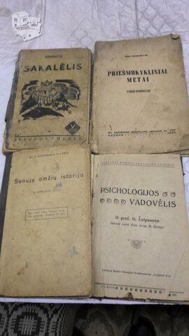 Mokyklinės knygos