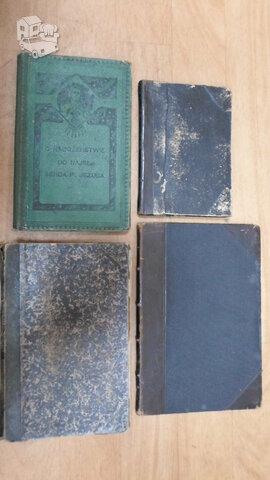 Keturios knygos