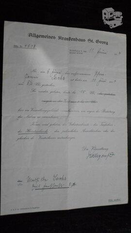 Vokiski dokumenta 1