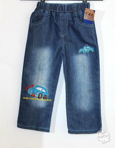 Vaikiškų džinsų išpardavimas