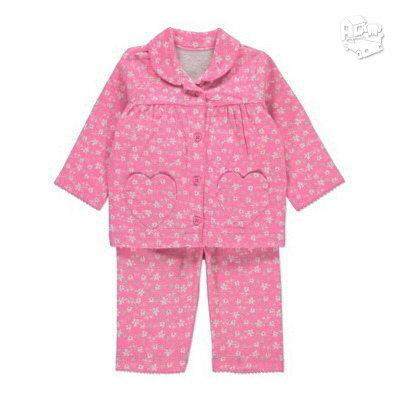 Šiltos, švelnios pižamos mergaitėms
