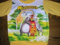 "Labai grazus naujas dzemperis ""Madagaskar"""