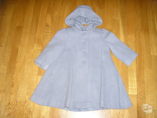 Nuostabus Mothercare paltukas su gobtuvu