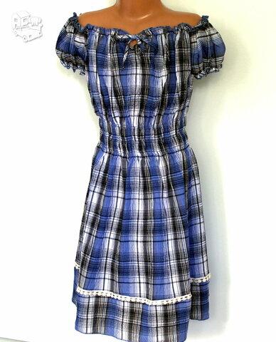 Country stiliaus suknutės mergaitėms ir panelėms
