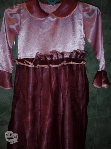 Puošni suknelė mergaitei
