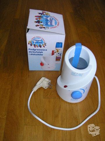 Kūdikių maisto ir gėrimų šildytuvas