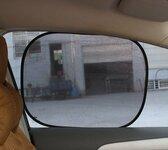 Apsauga nuo saulės ant automobilio lango