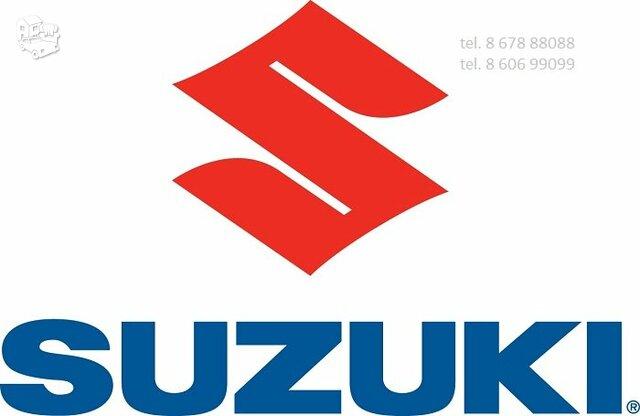 SUZUKI Dalimis Naudotos Suzuki Dalys