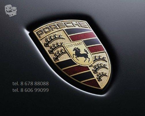 Detales Porsche Dalimis Naudotos Porsche Dalys