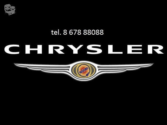 Chrysler automobiliu dalys, autodalys, Chrysler detales, dalimis