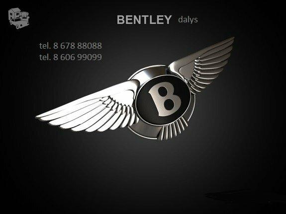 Bentley Dalys Bentley Dalimis Auto Detales