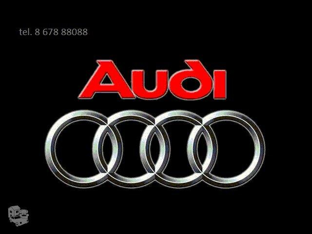 Audi b4 dalys, dalimis, automobiliu detales