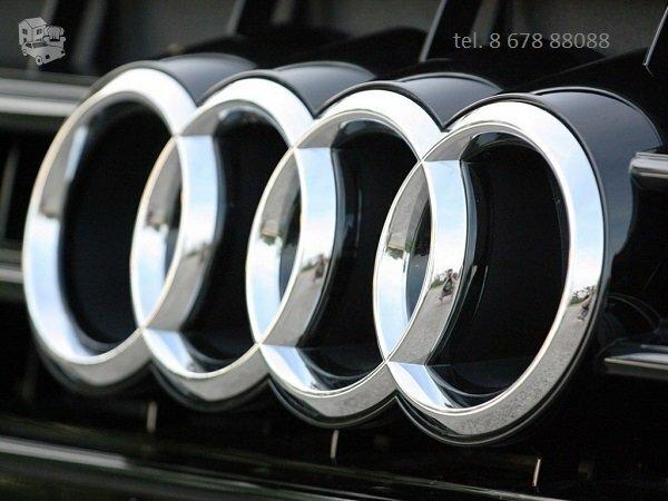 Audi c4 dalys, dalimis, automobiliu detales