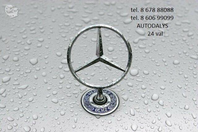 Mercedes automobiliu dalys, autodalys, MB Dalimis MB Detales