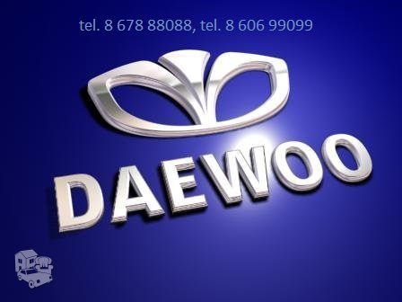 Daewoo automobiliu dalys