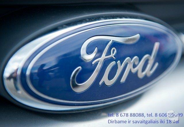 Ford automobiliu dalys