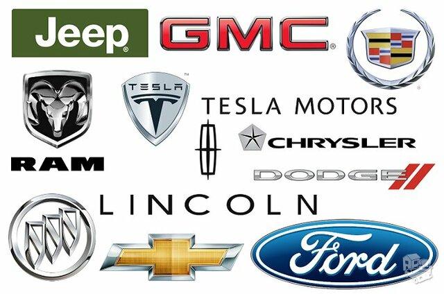 Lincoln automobiliu dalys