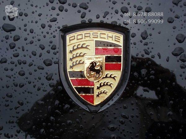 Porsche automobiliai dalimis