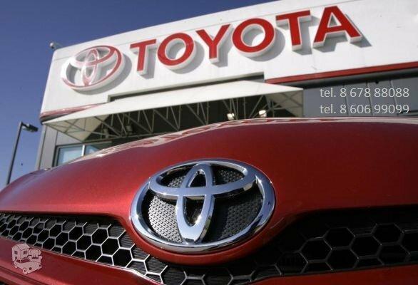 Toyota dalimis