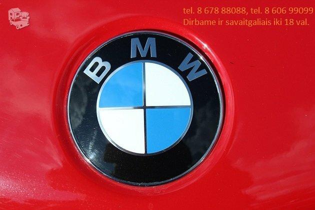 BMW dalimis