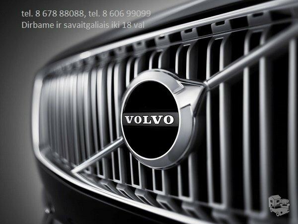 Volvo dalimis
