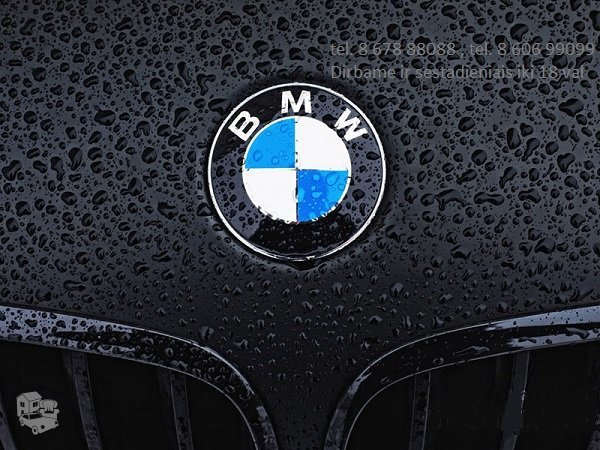 Bmw e71 dalimis, automobiliu dalys, detales