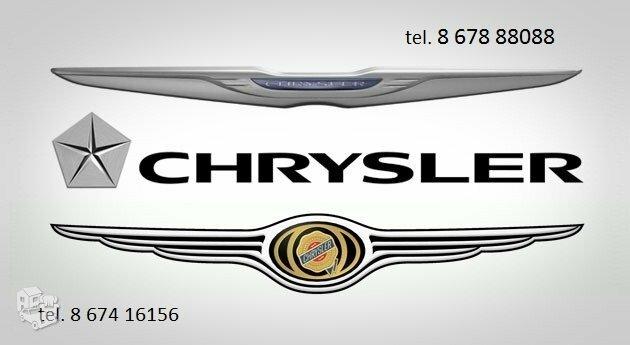 Chrysler 300 dalimis, automobiliu dalys, autodalys