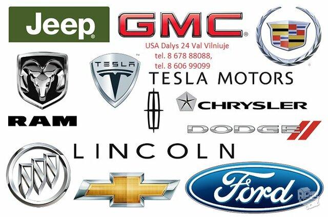 Chrysler Conquest dalimis, automobiliu dalys, autodalys