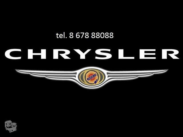 Chrysler Pacifica dalimis, automobiliu dalys