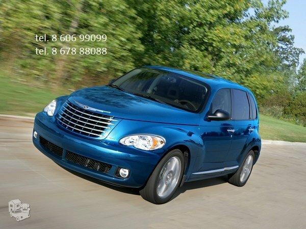 Chrysler Pt Cruiser dalimis, automobiliu dalys