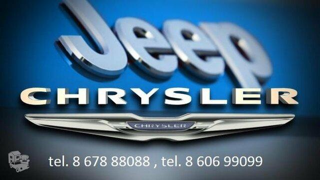 Chrysler Sebring dalimis, automobiliu dalys
