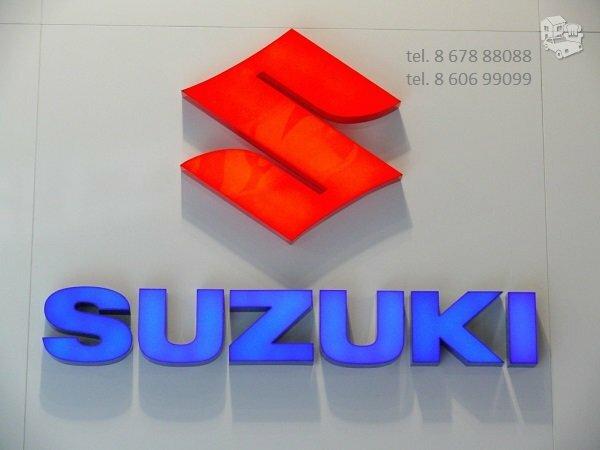 Suzuki dalys, autodalys, Suzuki dalimis