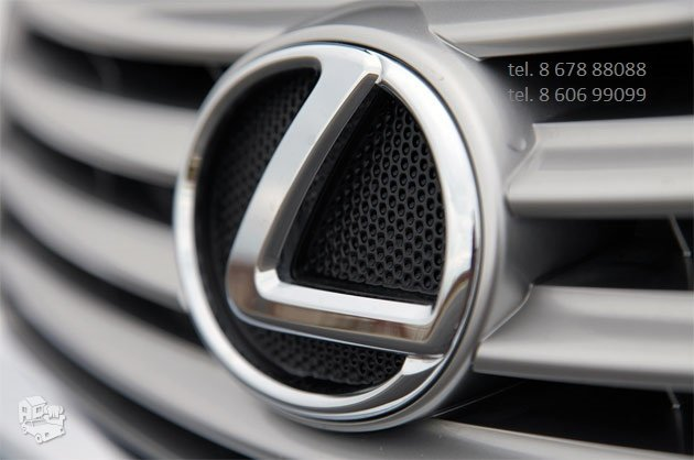 Lexus dalys, autodalys, Lexus dalimis