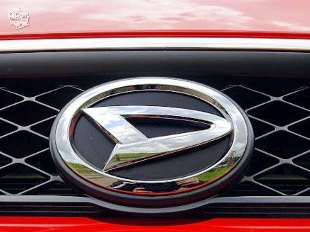 Daihatsu dalys, autodalys, Daihatsu dalimis