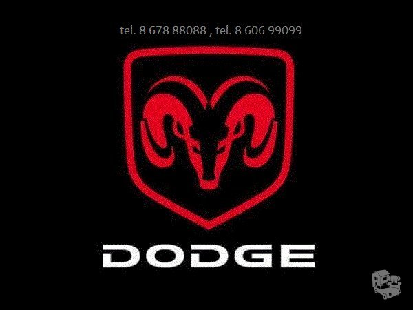 Dodge dalys, autodalys, Dodge dalimis