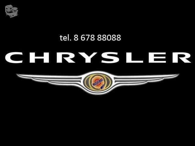 Chrysler dalys, autodalys, Chrysler dalimis