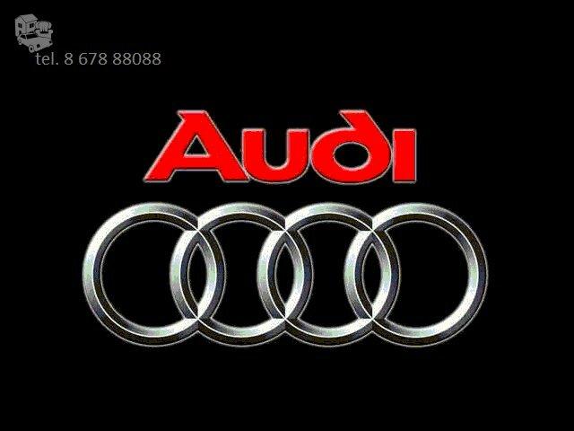Audi dalys, autodalys, dalimis