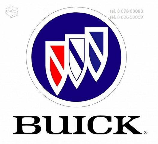 Buick dalys, autodalys, Buick dalimis